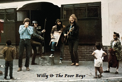 Willy & The Poor Boys
