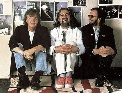 Anthology - Paul, George & Ringo