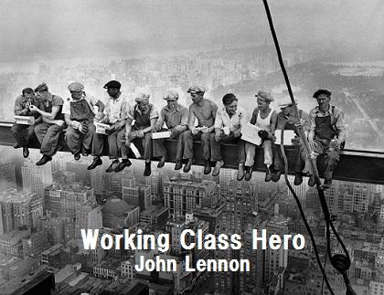 Working Class Hero / John Lennon