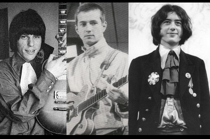 Beck, Clapton & Page