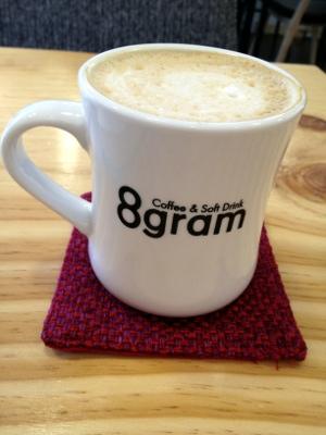 Wshot latte