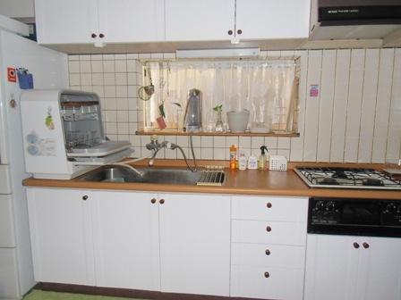 キッチンリメイク3
