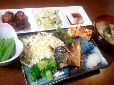 和食は良いよにゃ♪