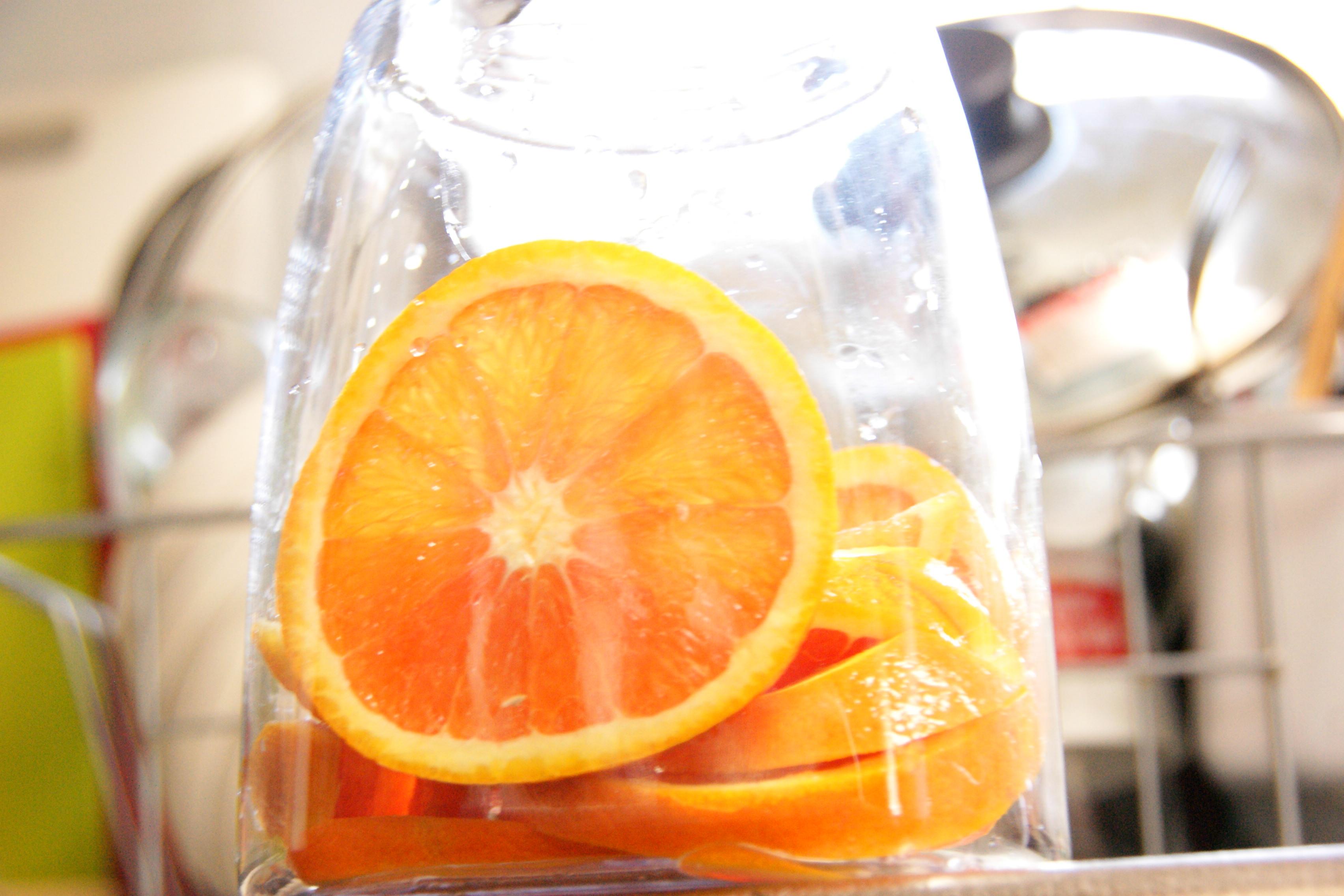 サングリア オレンジ2