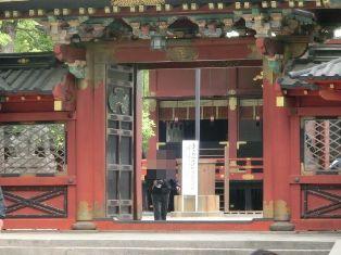 有名な神社です