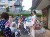 神陵台夏祭り1