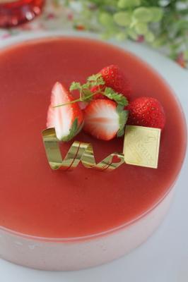 イチゴのムース15・2