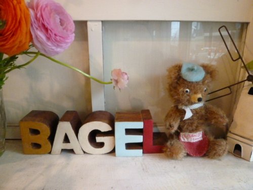 bagel cafe nico♪