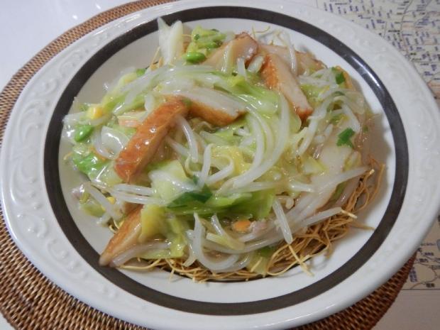 皿うどん (1)