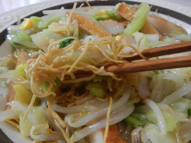 皿うどん (3)