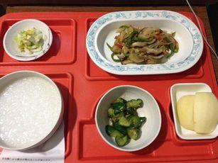 病院食 (2)