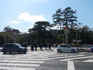 伊勢神宮 外宮 (1)