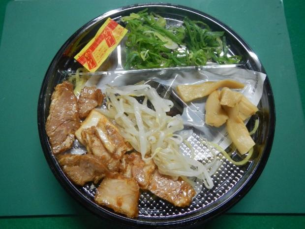 新福菜館冷やしラーメン@ローソン (2)