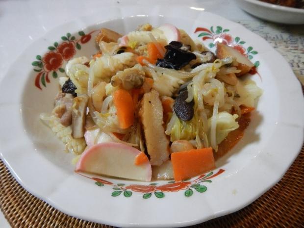 四海楼皿うどん (3)