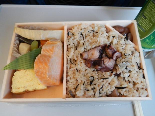 たこ飯弁当@てとて (3)