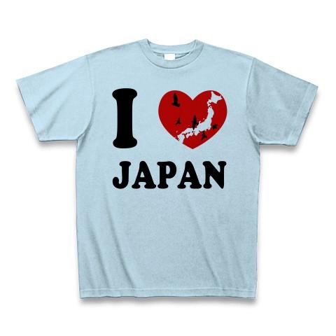 日本_tシャツ(ライトブルー)