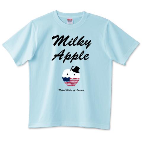 Milky Apple_t_ライトアップル