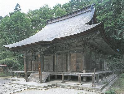 a8山形若松寺観音堂
