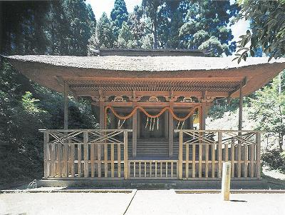 a8山形水上八幡神社本殿