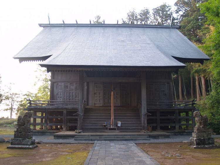a8山形鳥海山神社ー2