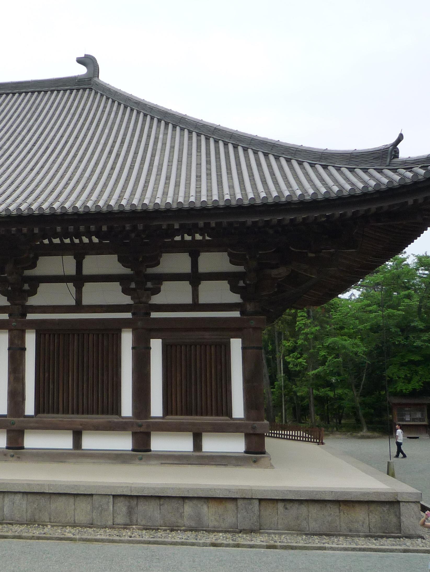 a10Ⅰ基壇間斗束唐招提寺20140222