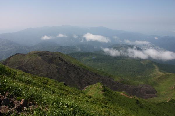 男岳山頂2