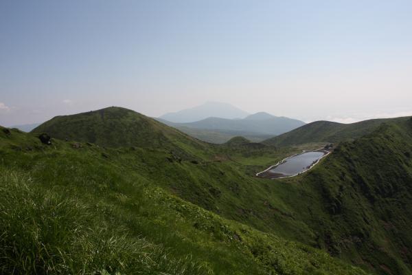 男岳山頂3