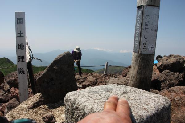 男女山頂1