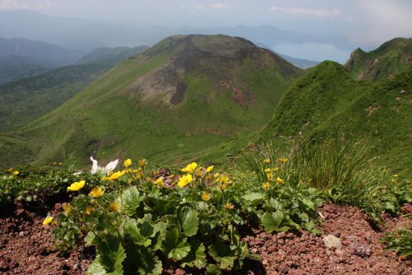 横岳稜線1
