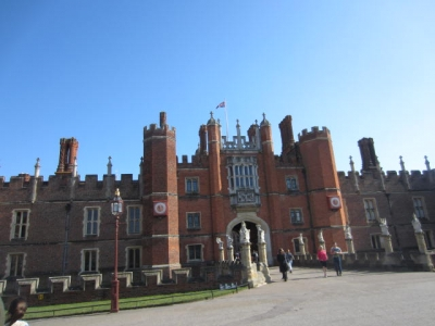 201403HamptonCourtPalace 028