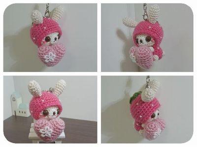 苺うさちゃん3400