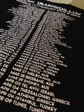 Dark Tranquillity Construct Tour T-shirt