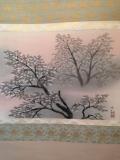 大観の桜?