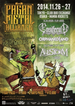 Pagan Metal Fes 2014