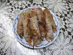 肉巻き鍋4