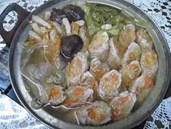 肉巻き鍋6
