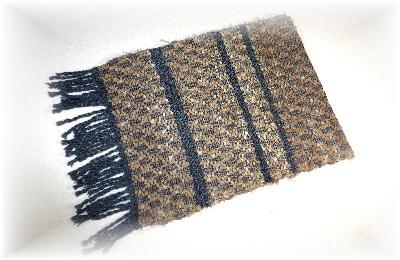 裂き織りマフラー14-1