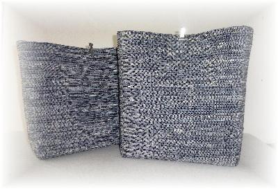 裂き織りトート6-1