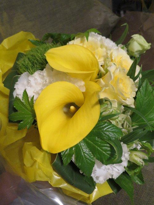 2014年7月29日シアワセの黄色い花束 002