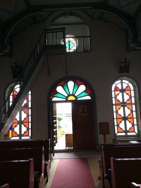 頭ヶ島天主堂4