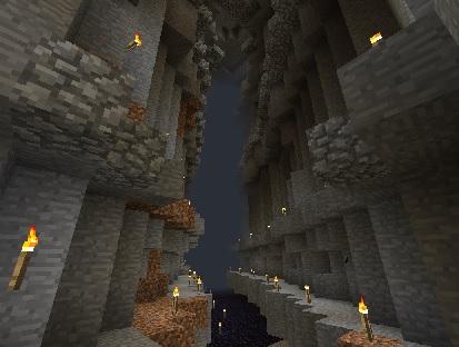洞窟⑤-裂け目7