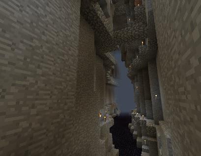 洞窟⑤-裂け目16