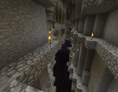 洞窟⑤-裂け目17