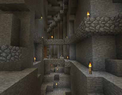 洞窟⑤-裂け目19