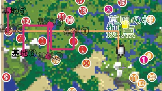 基地⑥-MAP