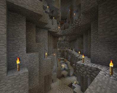 洞窟⑬-峡谷3