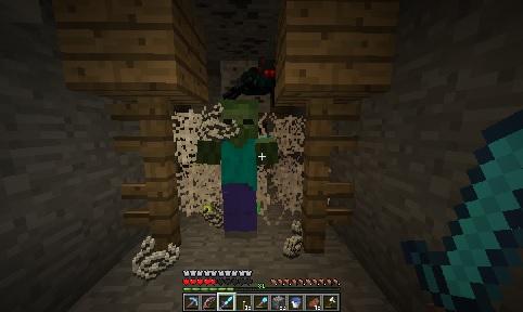 洞窟⑬-廃坑2