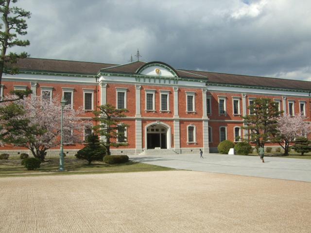 第1術科学校 幹部候補生学校庁舎
