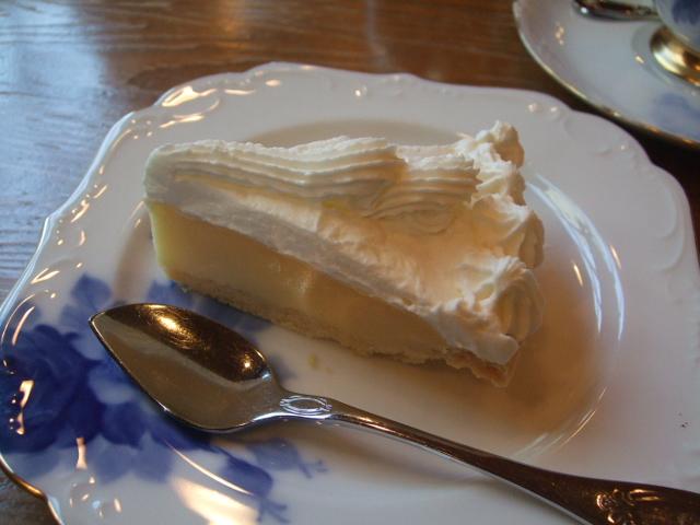 『エーデルワイス』 クリームパイ
