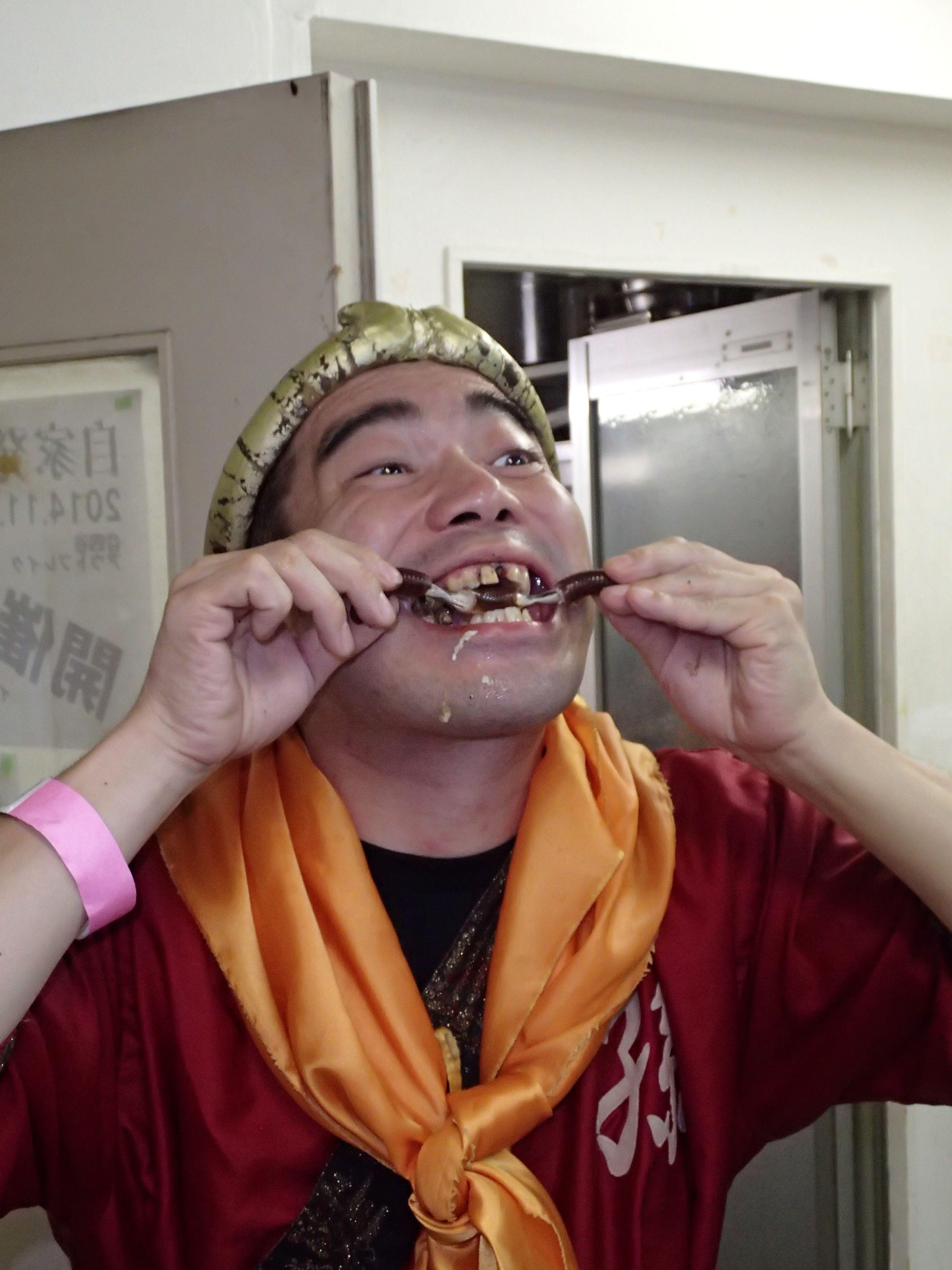 廃病院パーティーVOL.3 ザ★ファイナル・佐々木孫悟空 虫喰いショー